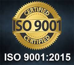 Impa  SABS ISO 9001: 2015 Accreditation.